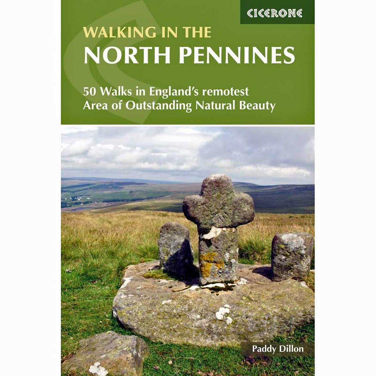 Cicerone Guidebook - Walking in the North Pennines