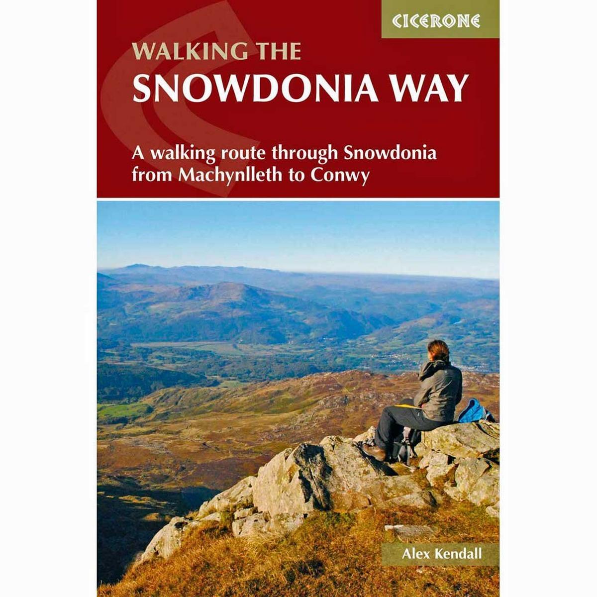 Cicerone Guidebook: Walking The Snowdonia Way