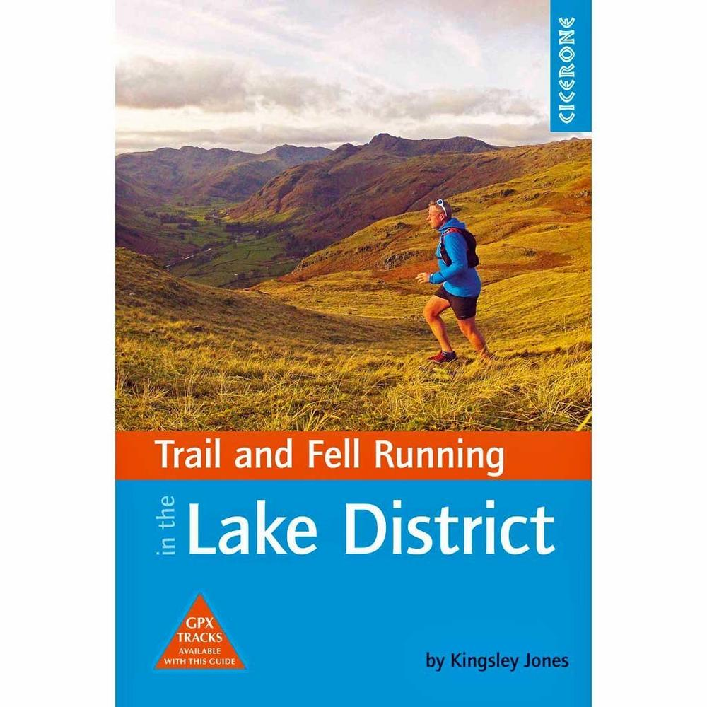 Cicerone Guide Book: Trail and Fell Running in the Lake District