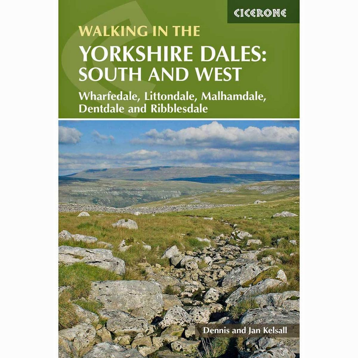 Cicerone Guide Book: Walking in the Yorkshire Dales: South & West