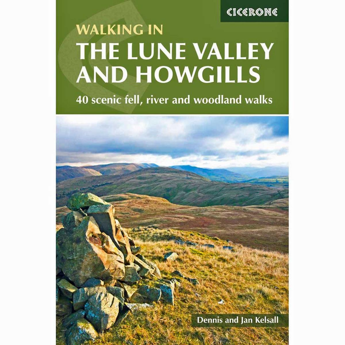 Cicerone Guide Book: Walking in The Lune Valley and Howgills