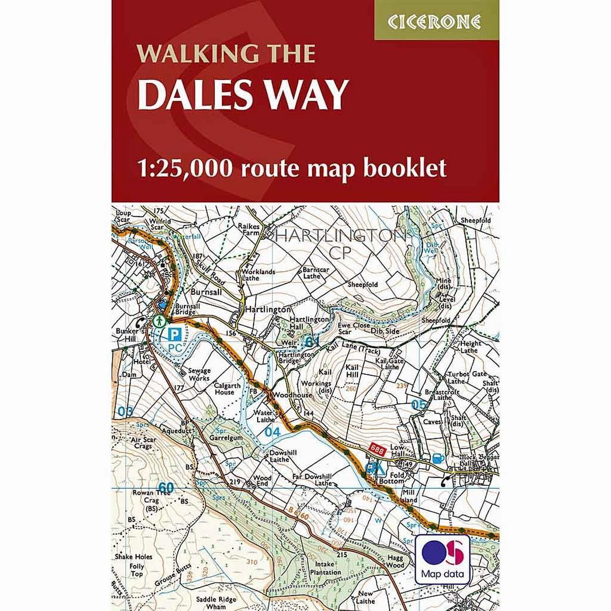 Cicerone Walking Guidebook - The Dales Way