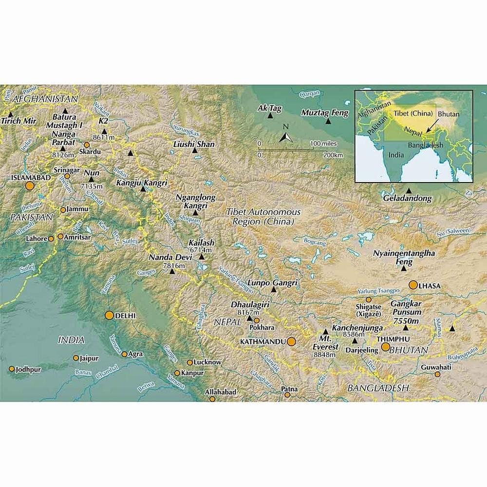 Cicerone Guide Book: Everest - A Trekker's Guide