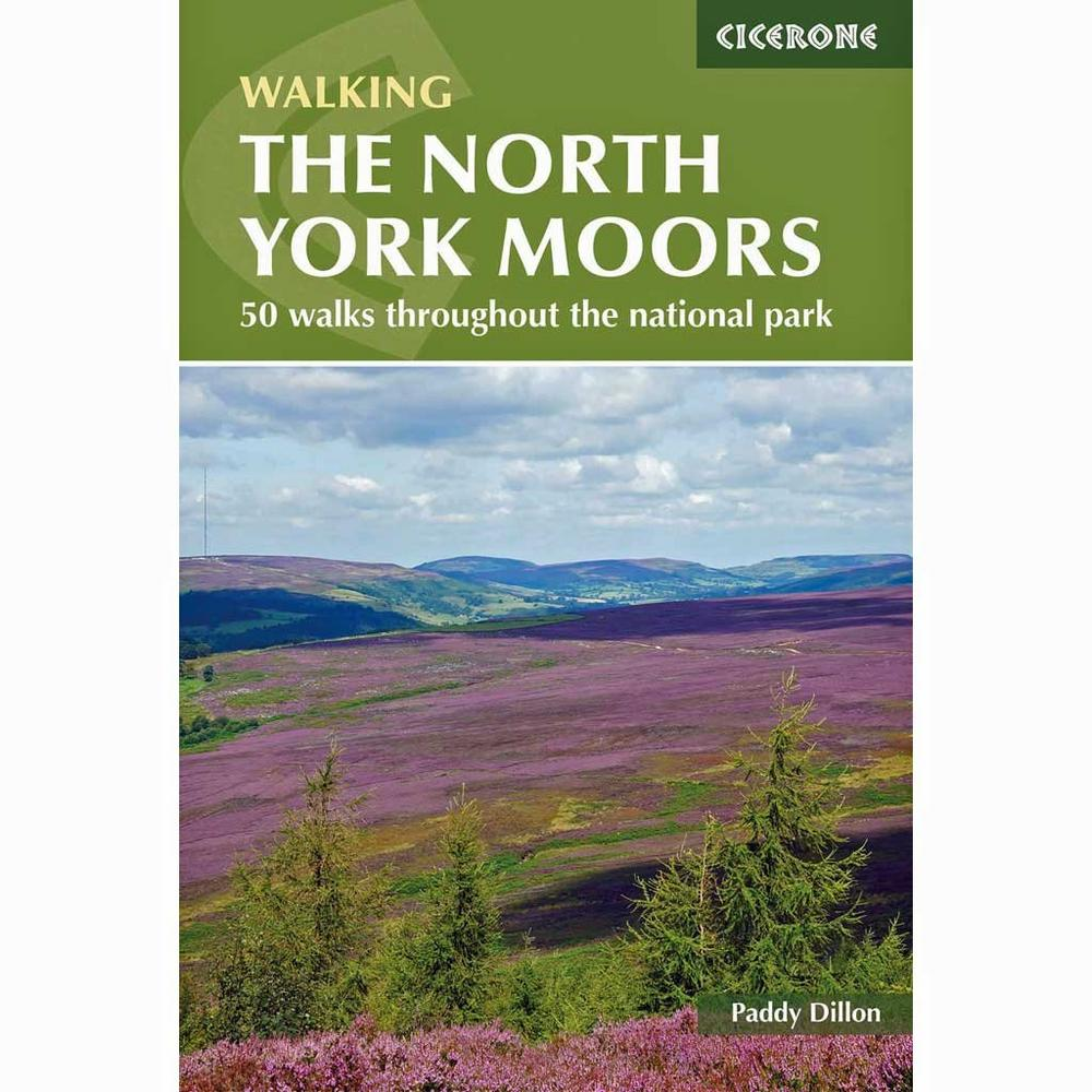 Cicerone Guide Book: The North York Moors