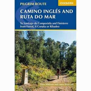 Walking Guide Book: Camino Ingles and Ruta do Mar