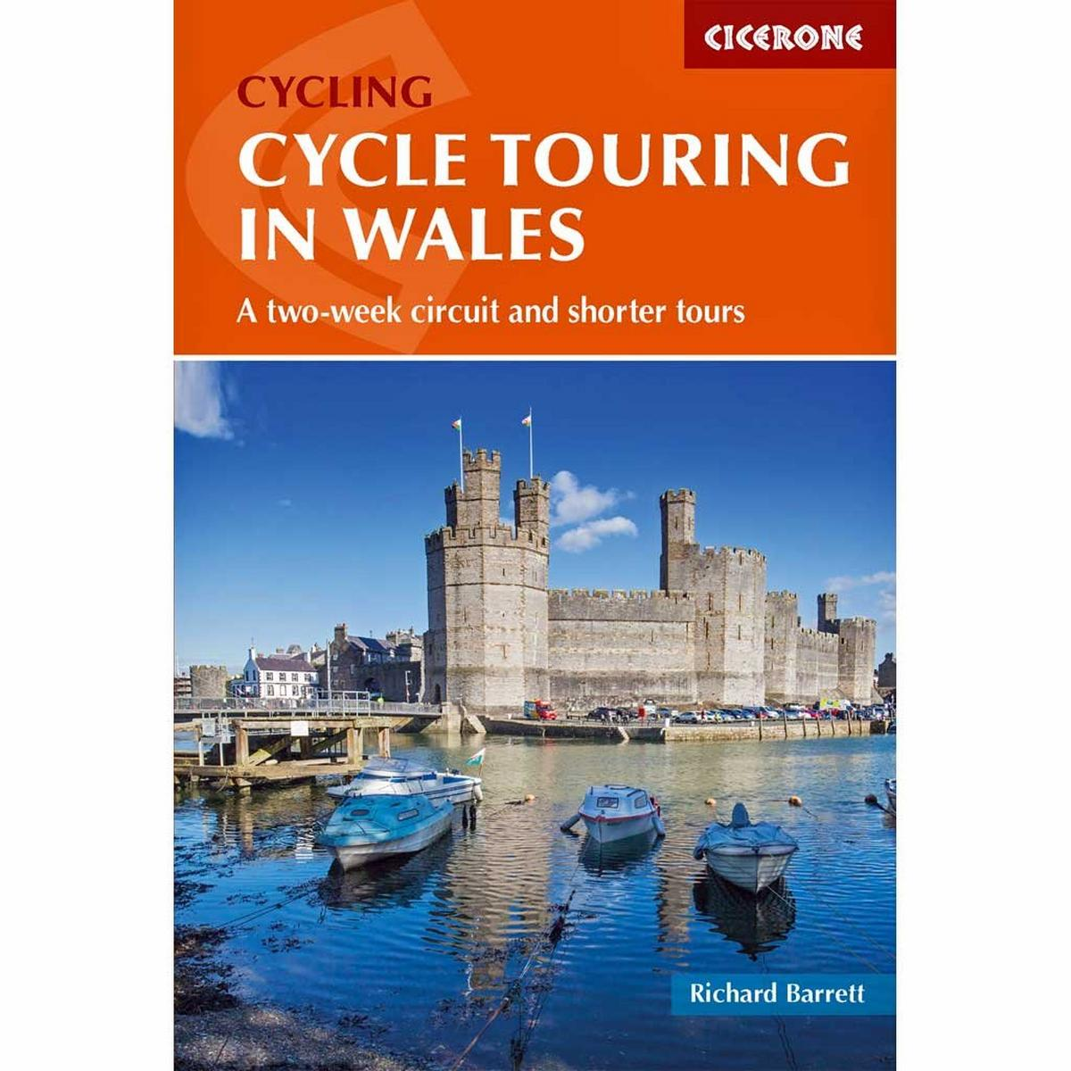 Cicerone Cycling Guide Book: Cycle Touring in Wales