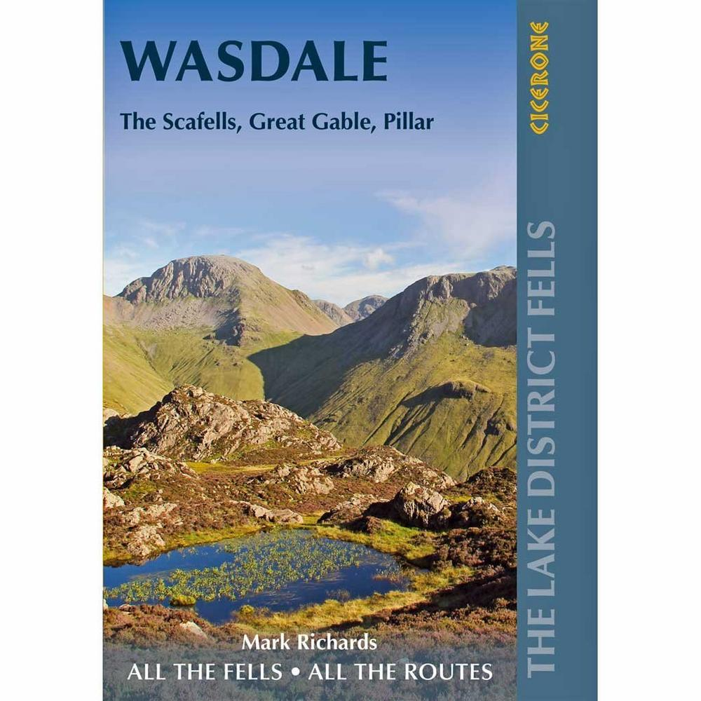 Cicerone Walking Guide Book: The Lake District Fells - Wasdale