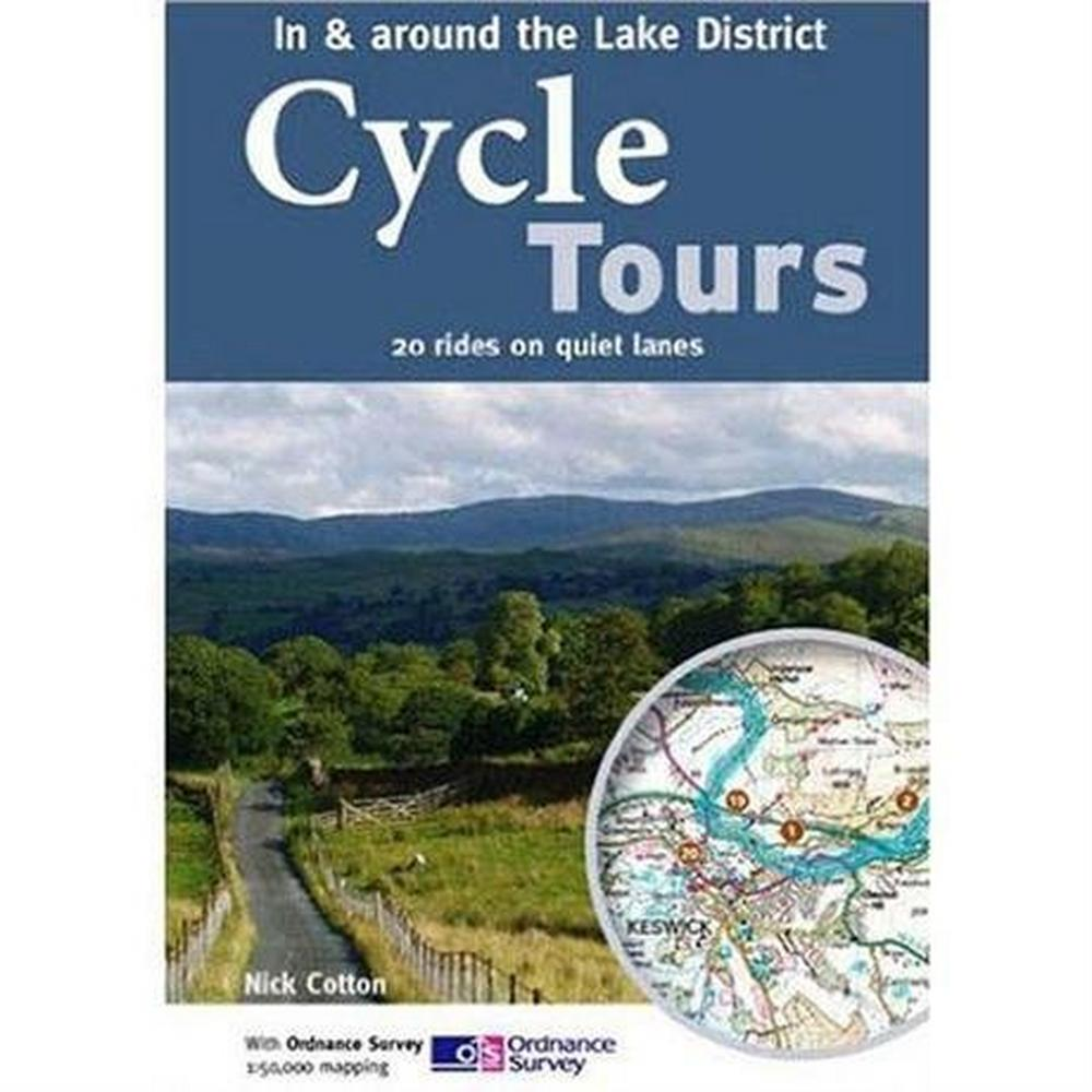 Miscellaneous Book: Cycle Tours in and Around the Lake District