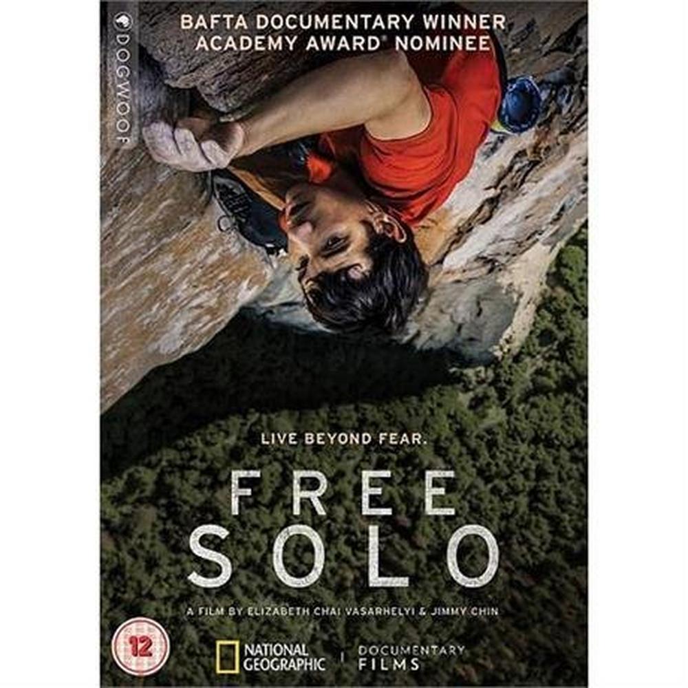 Miscellaneous DVD: Free Solo