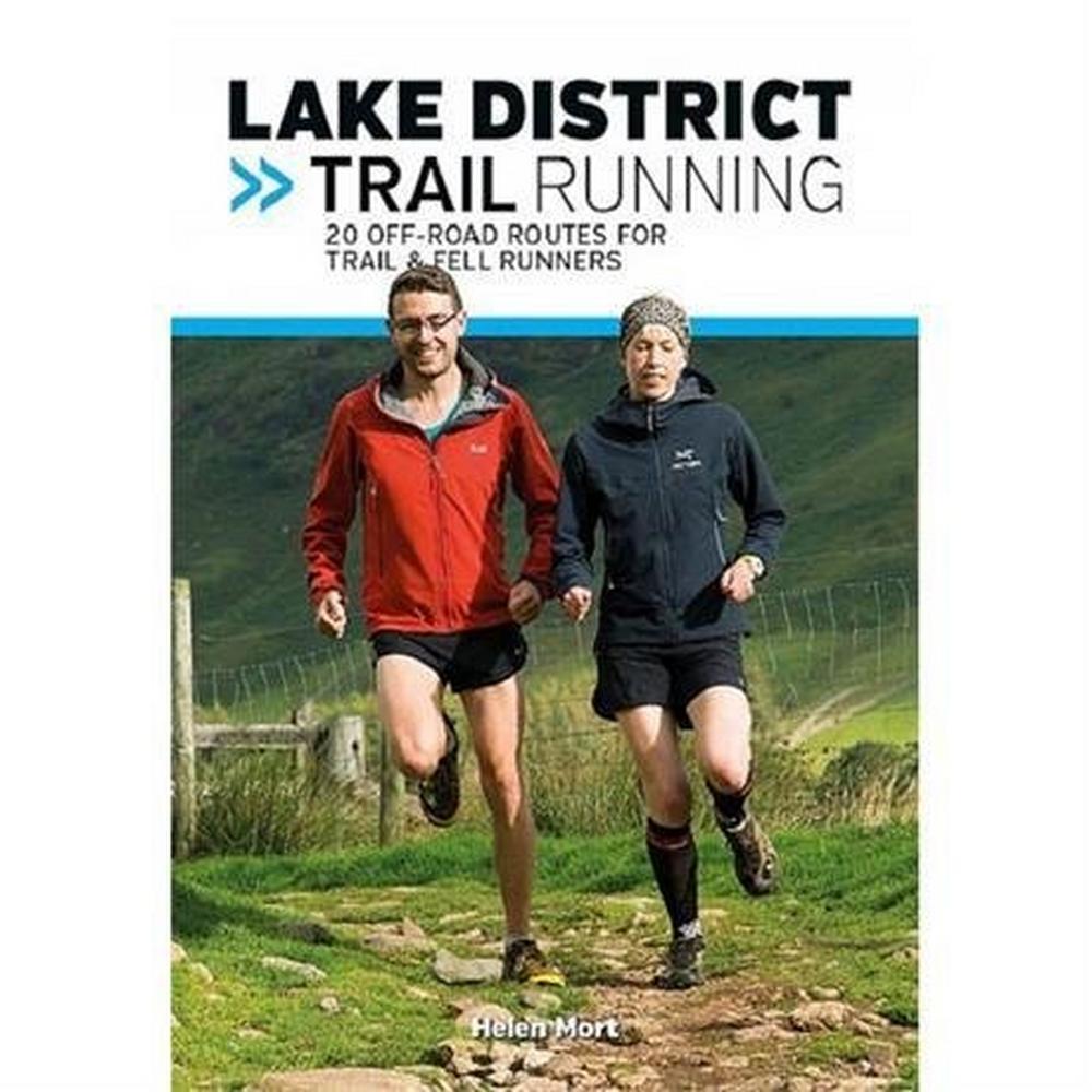Vertebrate Publishing Book: Lake District Trail Running