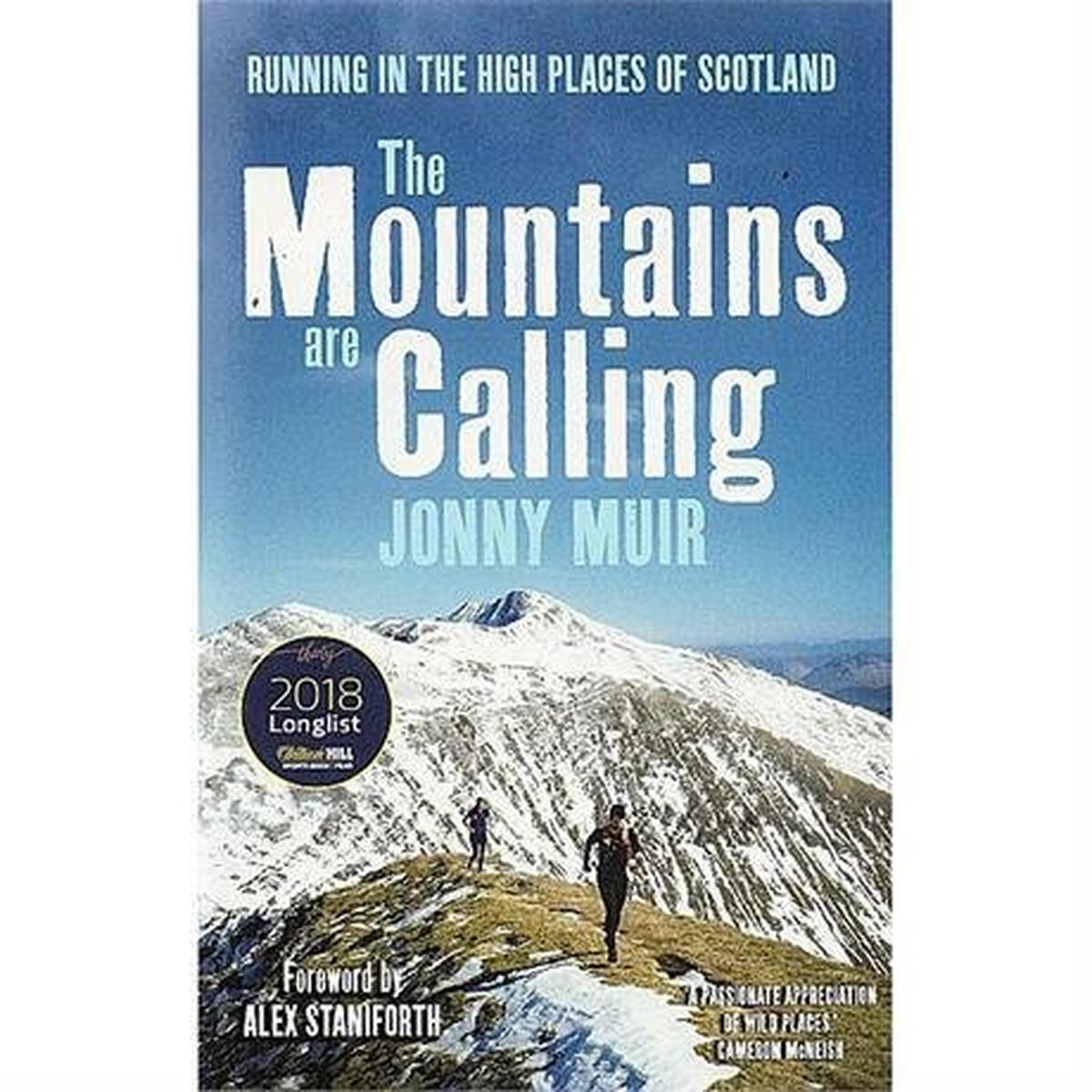 Miscellaneous Book: The Mountains are Calling - Jonny Muir (Paperback)