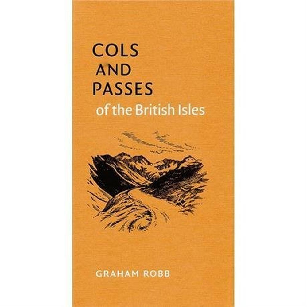 Penguin Books : Cols and Passes of the British Isles