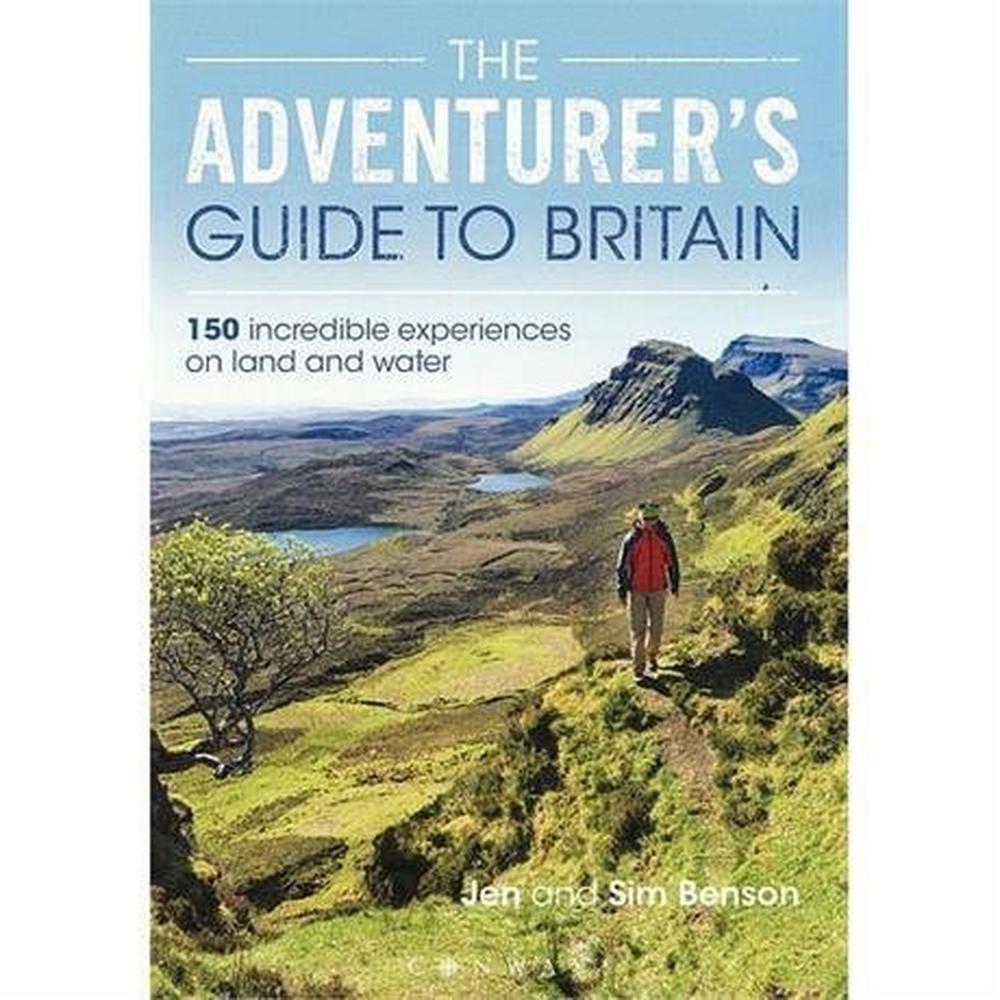 Miscellaneous Book: The Adventurer's Guide to Britain : Benson