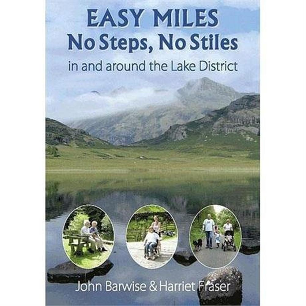 Miscellaneous Book: Easy Miles: No Steps, No Stiles in and around the Lake District