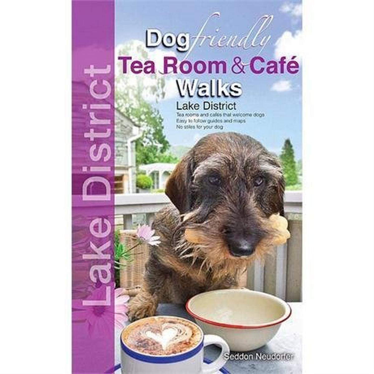 Miscellaneous Book: Dog Friendly Tea Room & Cafe Walks - Lake District