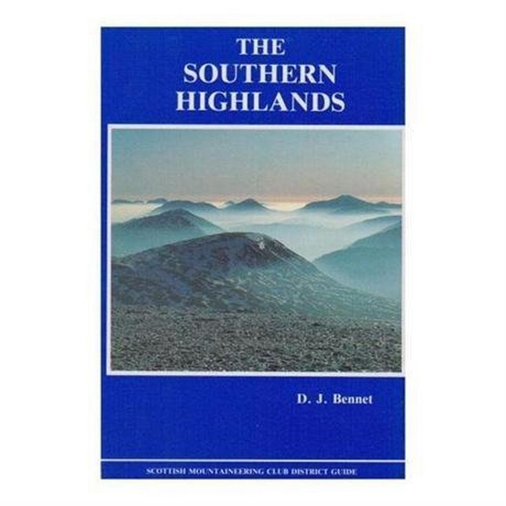 Smc Guide Books SMC Hillwalking Guide Book: Southern Highlands