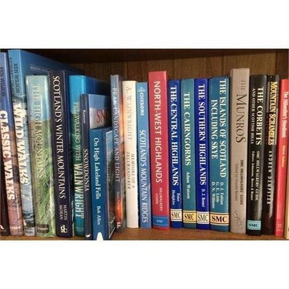 Smc Guide Books SMC Guide Book: Munro's Tables