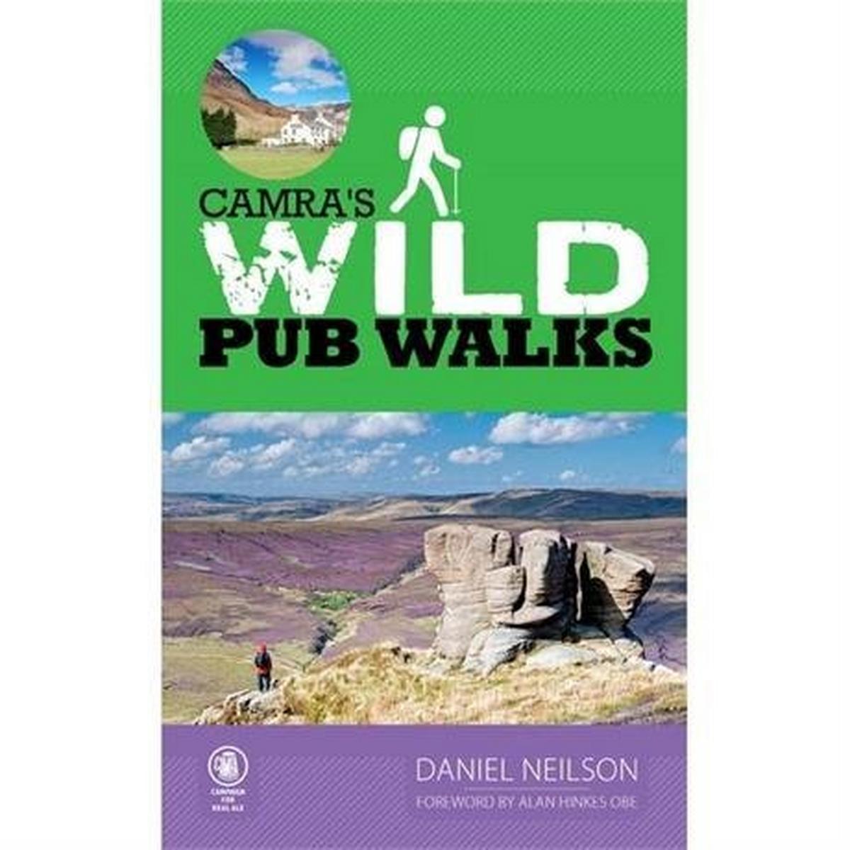 Miscellaneous Book: CAMRA's Wild Pub Walks