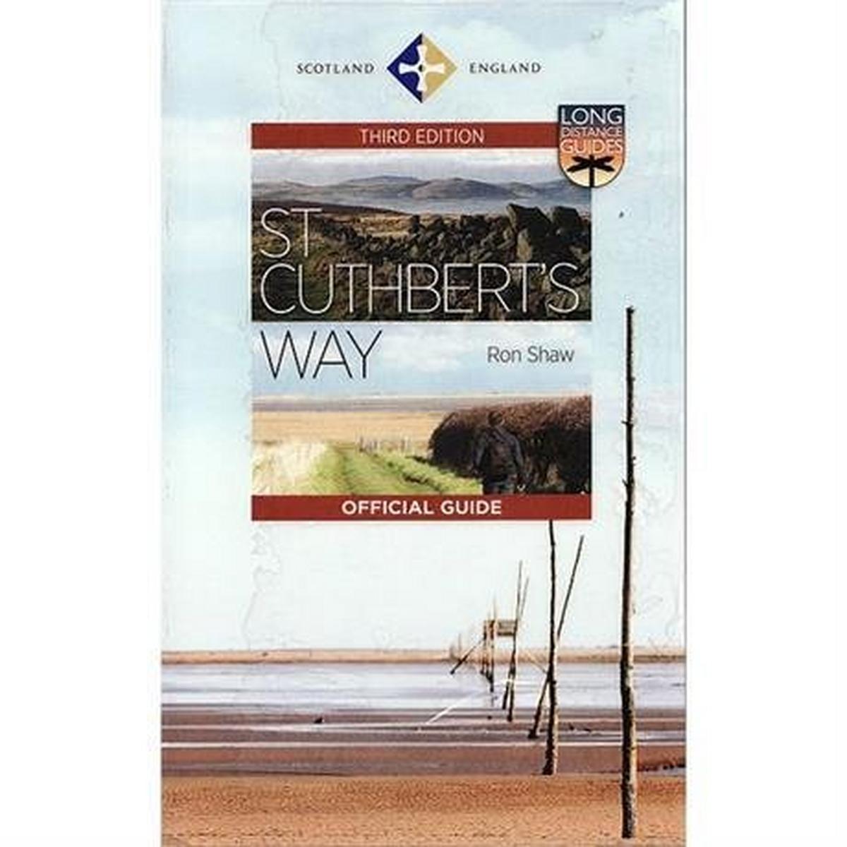 Miscellaneous Walking Guide Book: St. Cuthbert's Way