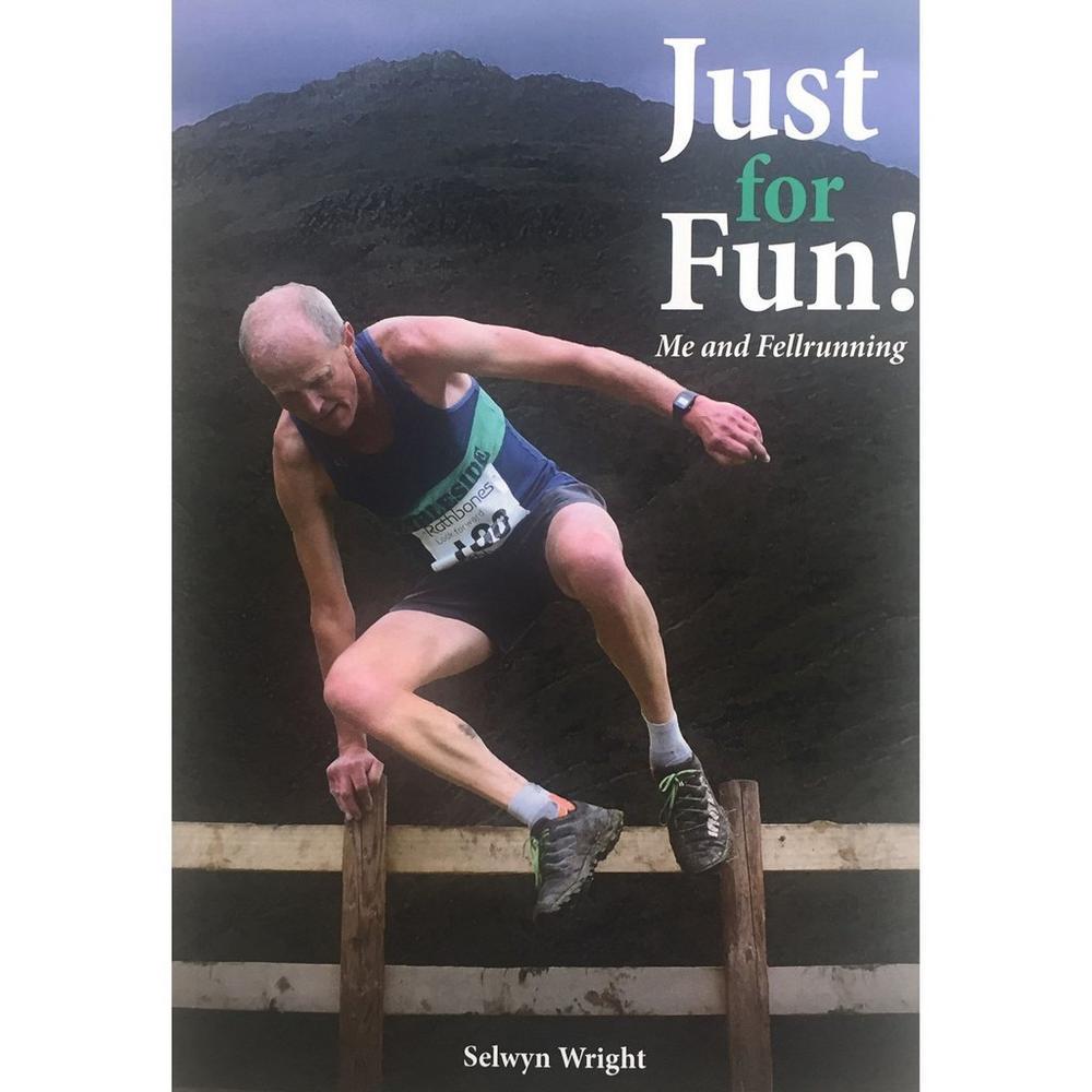 Selwyn Wright Just For Fun - Me Fell Running