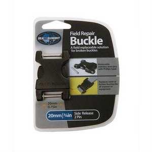 Field Repair Buckle Side Release 2 Pin 20mm