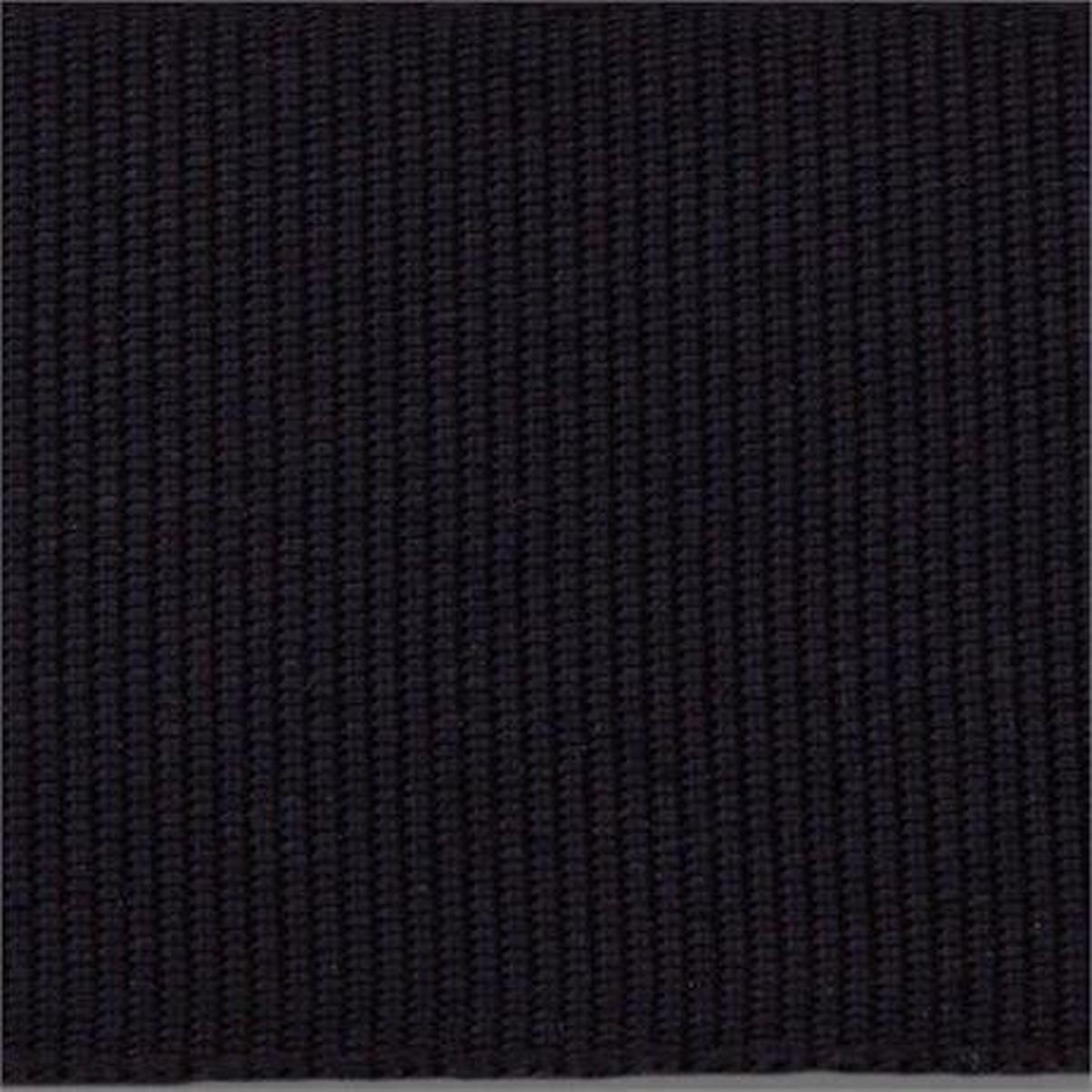 Miscellaneous Webbing Tape 20mm Black (per metre)