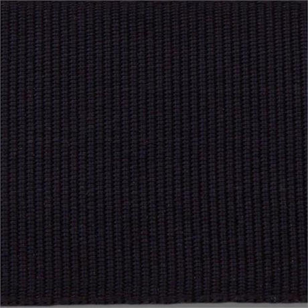 Miscellaneous Webbing Tape 25mm Black (per metre)