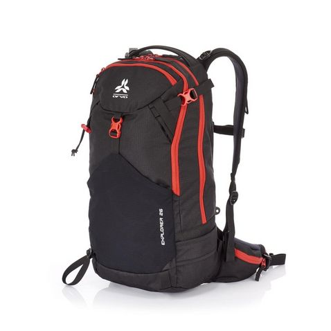 eefd6902f338 Black Arva Explorer 26 Backpack ...