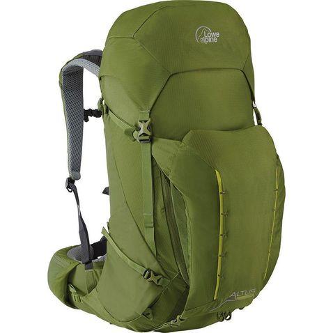c5408e22720b3 Green Lowe Alpine Altus 42 47 Rucksack ...