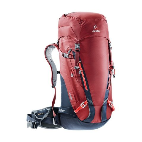 3851940c42 Red Deuter Guide 35+ Backpack