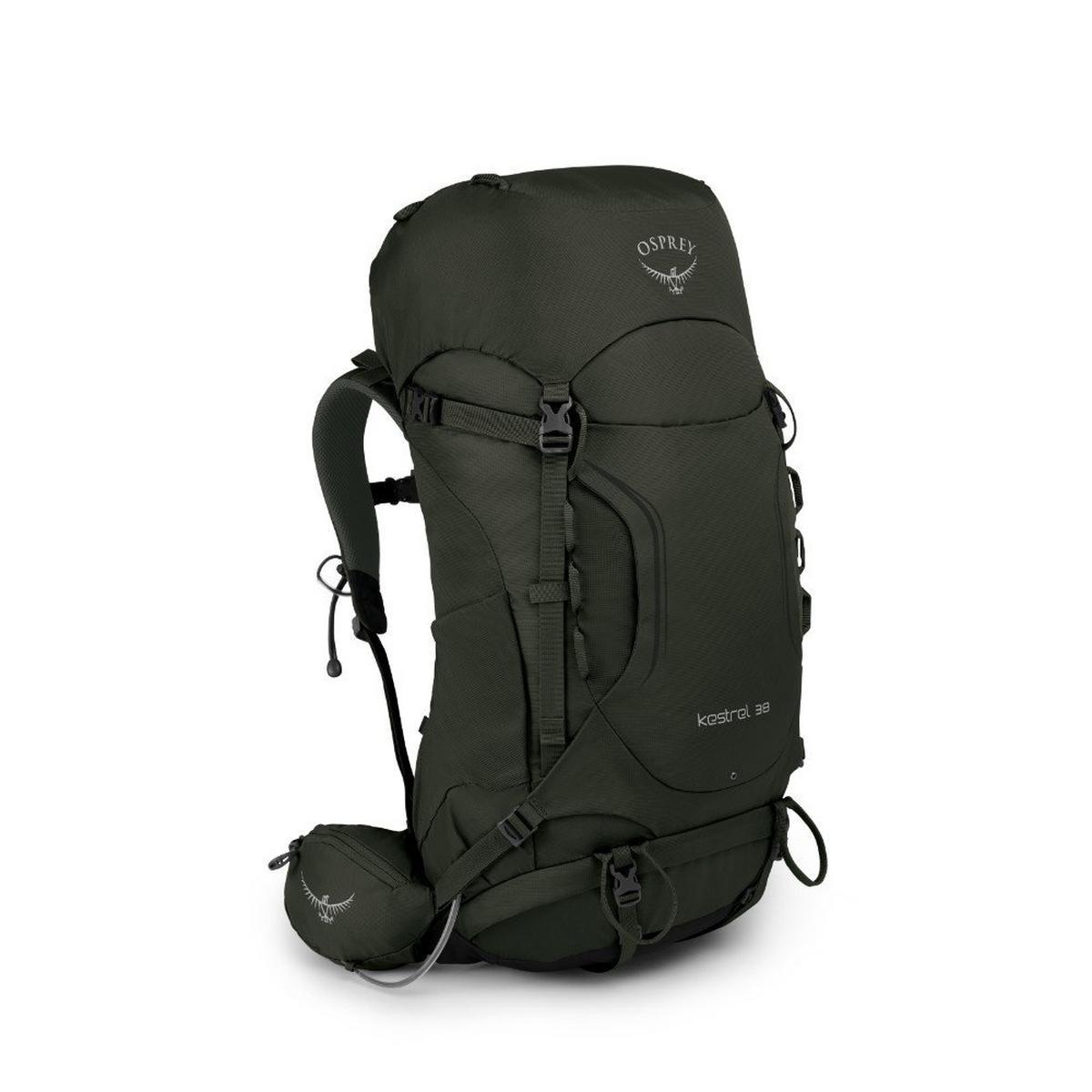 Osprey Packs Kestrel 38 Rucksack Picholine Green (Size M-L)
