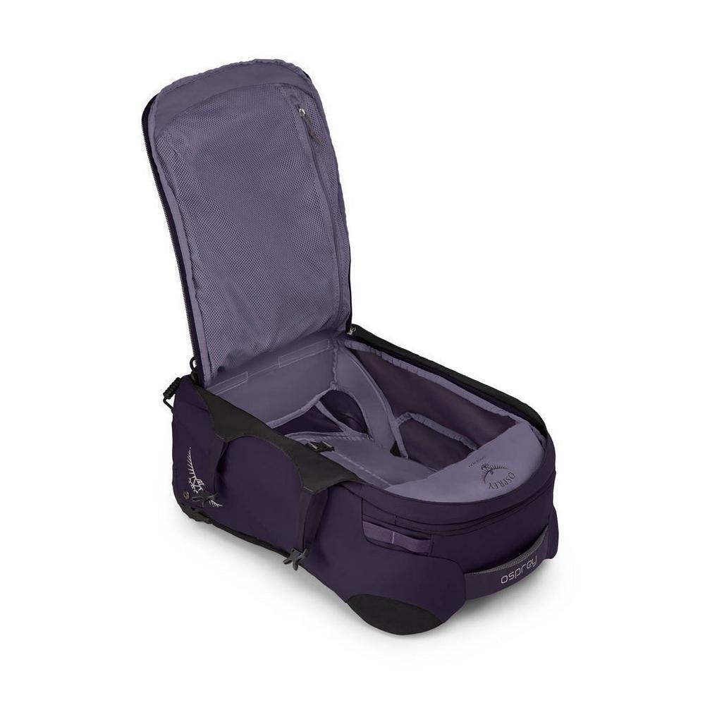 Osprey Travel Bag Fairview Wheels 36 Amulet Purple