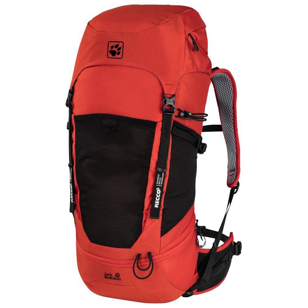Jack Wolfskin Kalari Trail 36L Recco Rucksack - Red