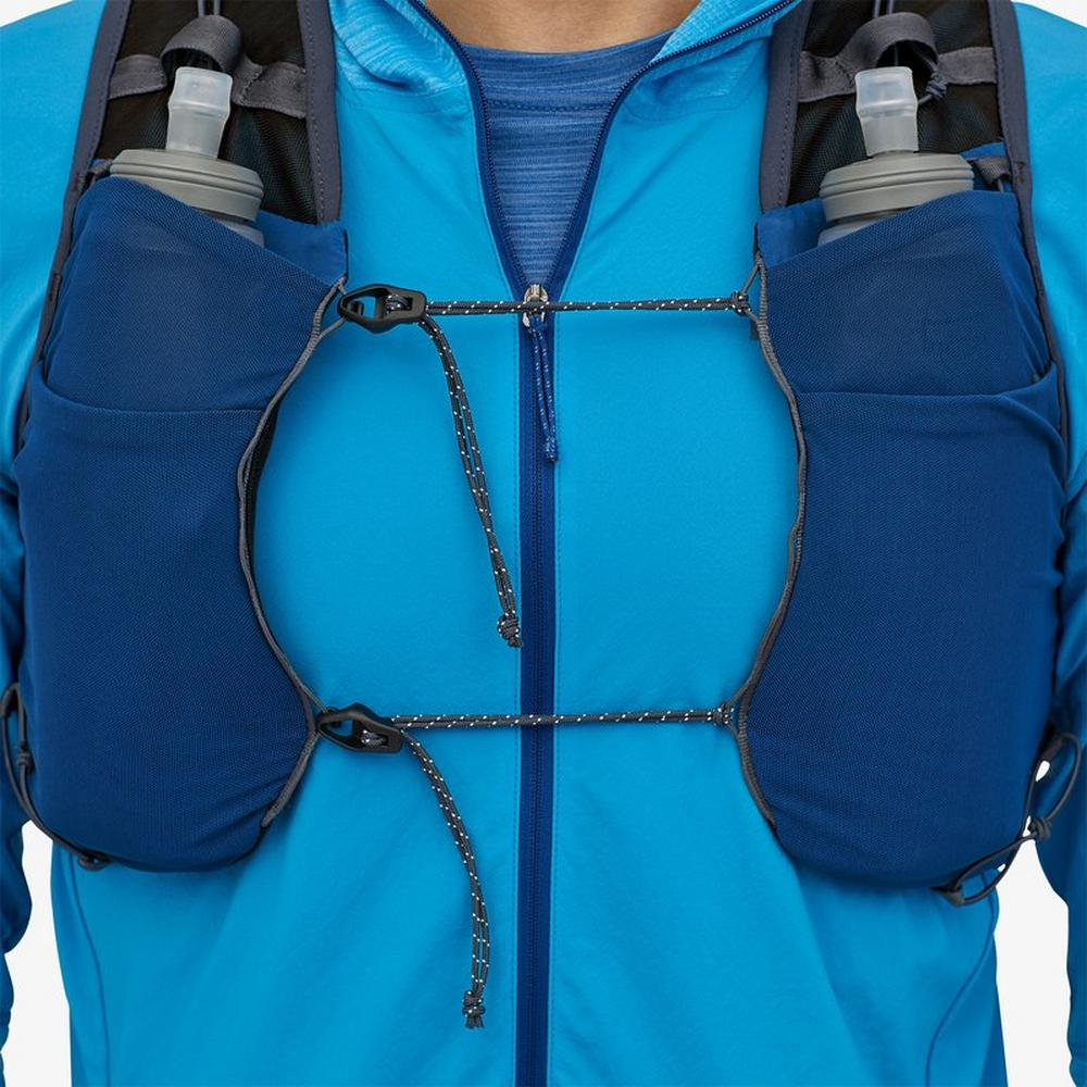 Patagonia Slope Runner Endurance Vest - Superior Blue