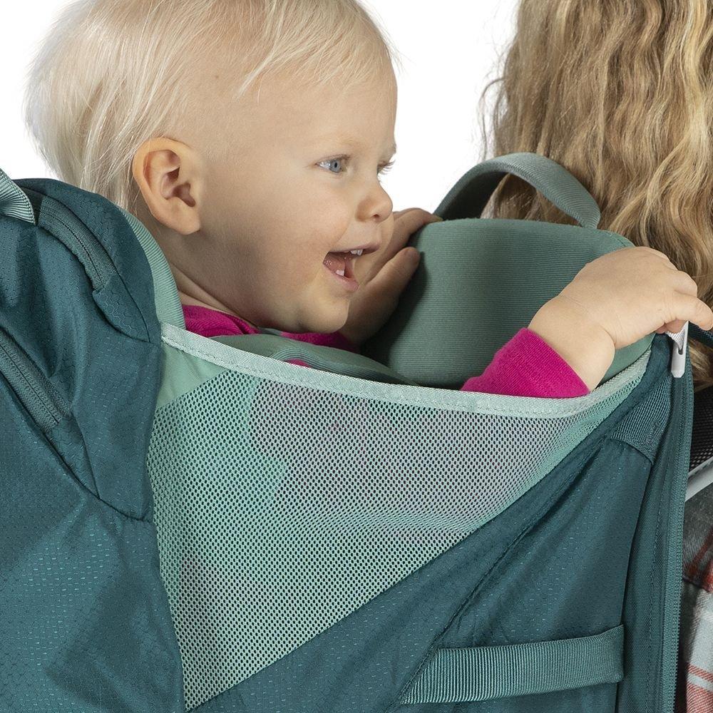 Osprey Poco LT Child Carrier - Deep Teal