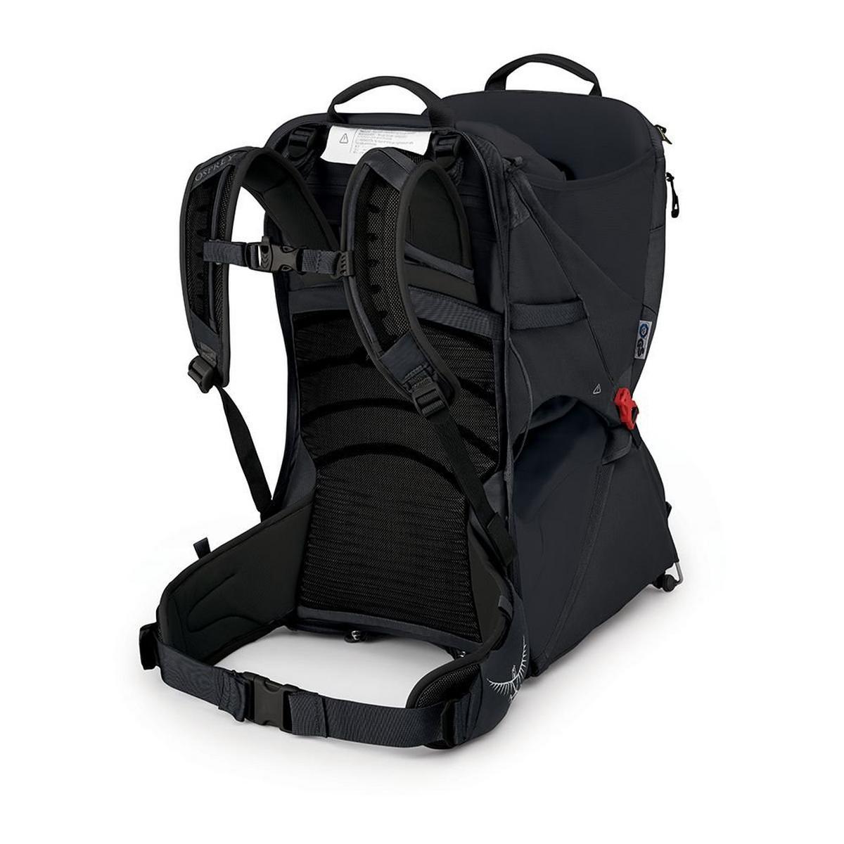 Osprey Poco LT Child Carrier - Black