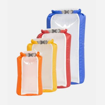 Exped Fold Drybags Clear Sight - 4 Pack