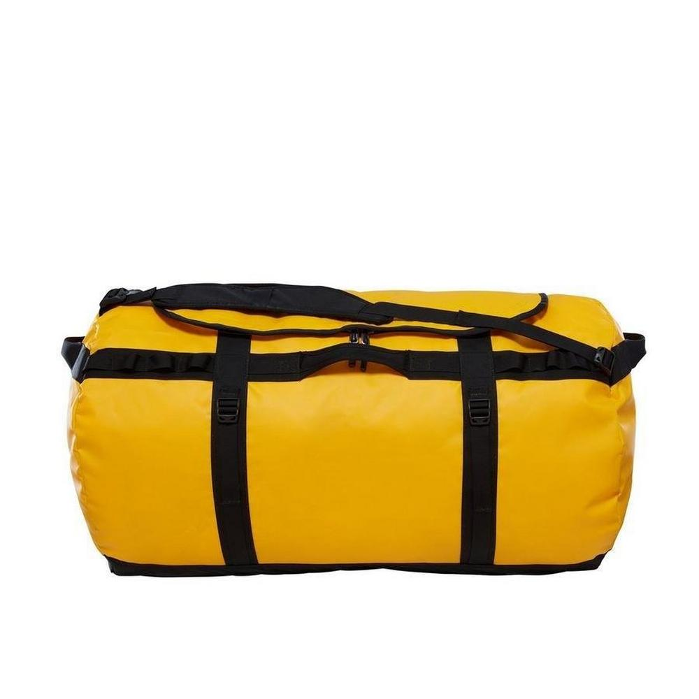 The North Face Base Camp Duffel Bag XXL - Yellow