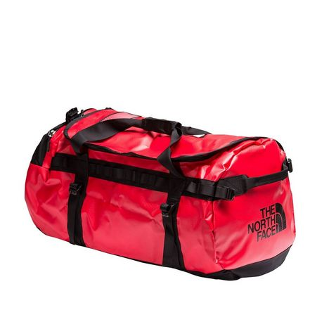 454bb5a508eb2 Red The North Face Base Camp Duffel L ...