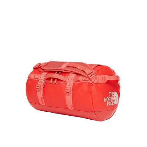 bb0ba7e2c4 Red The North Face Base Camp Duffel - XS ...