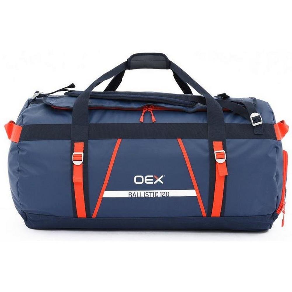 Oex Ballistic 120L Cargo Bag - Navy