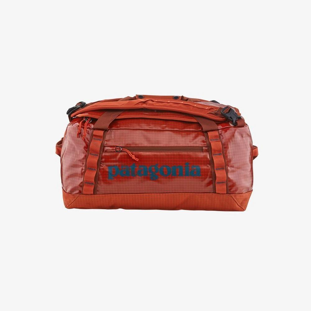 Patagonia Black Hole Duffel Bag - 40L - Hot Ember Red
