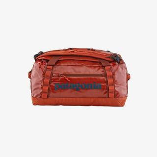 Black Hole Duffel Bag - 40L - Hot Ember Red