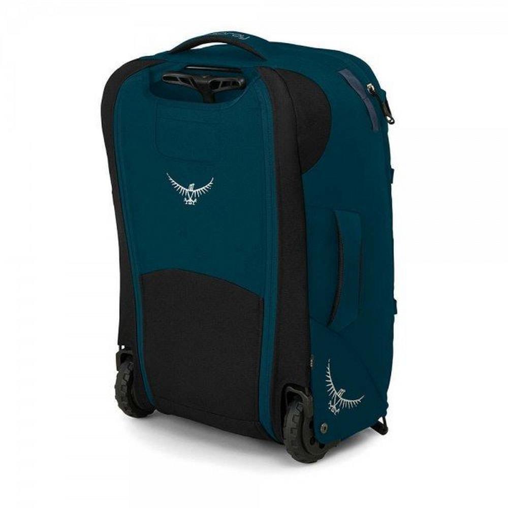 Osprey Travel Bag Fairview Wheels 36 Petrol Blue