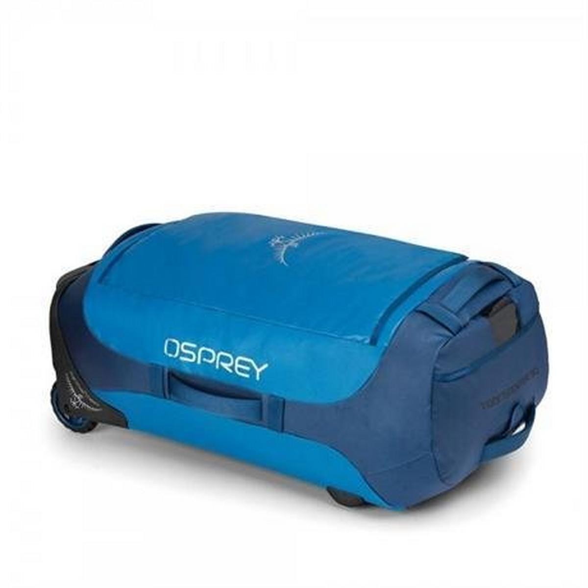 Osprey Travel Bag Rolling Transporter 90 Kingfisher Blue