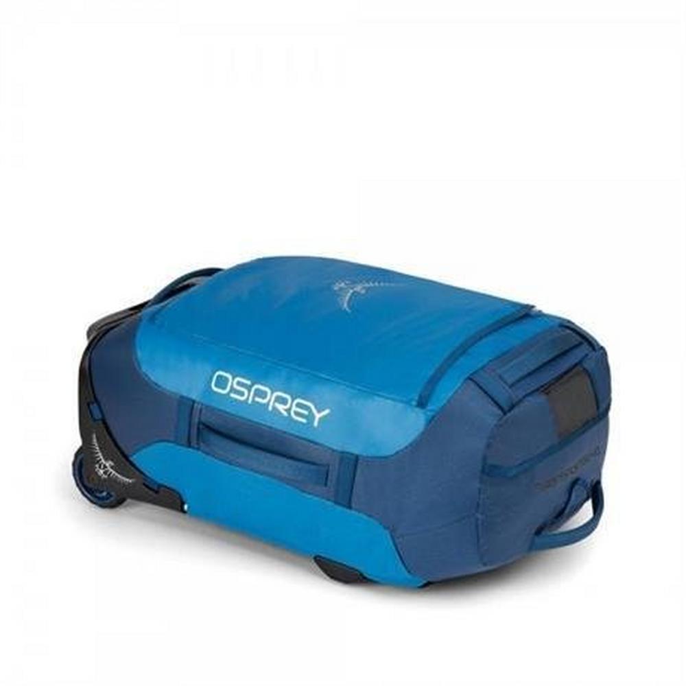 Osprey Travel Bag Rolling Transporter 40 Kingfisher Blue