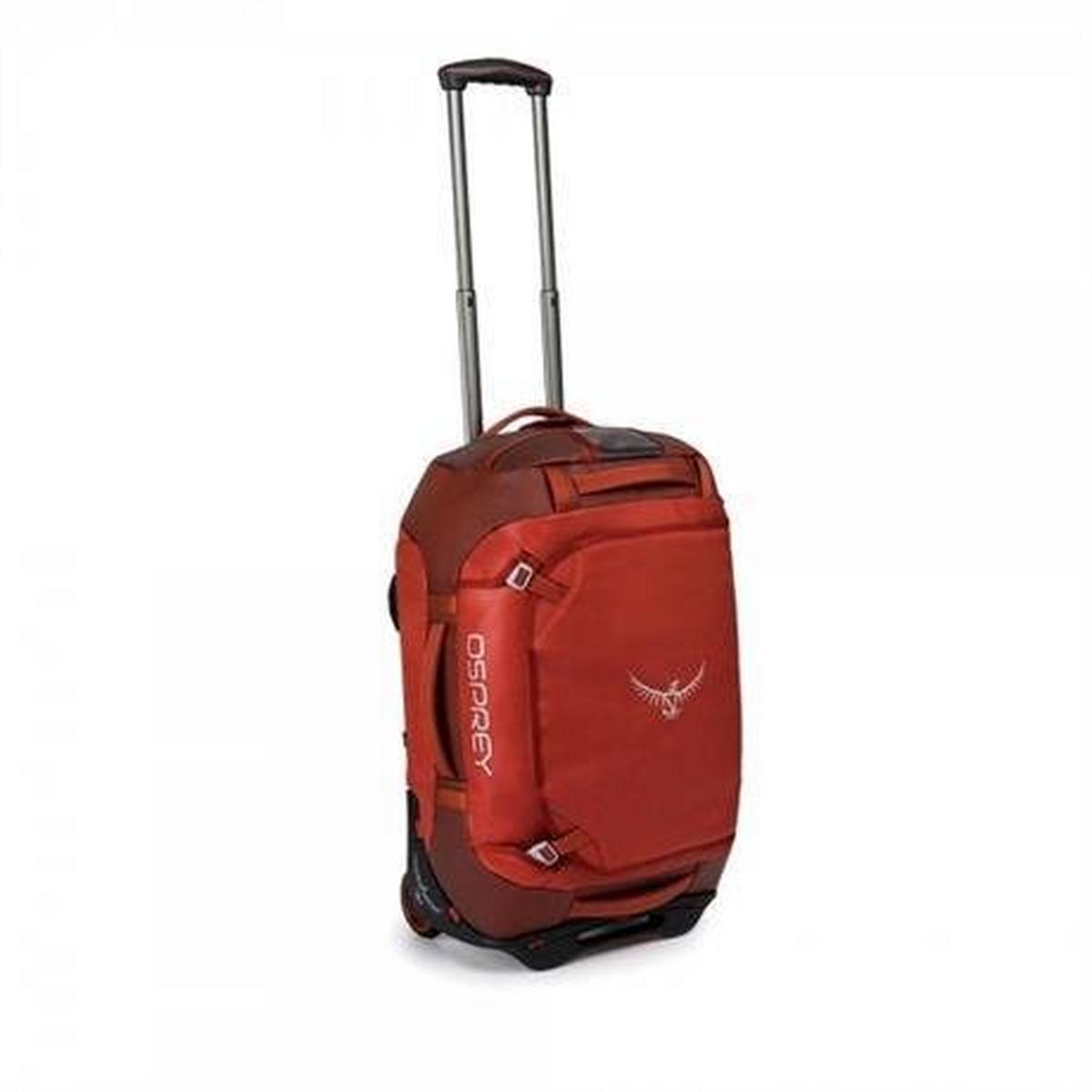 Osprey Travel Bag Rolling Transporter 40 Ruffian Red
