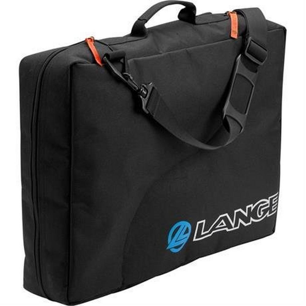 Lange Ski Luggage Basic Duo Bag LKFB108 Black