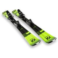 Kid's Deacon Ski + V-Motion 7.0 Binding