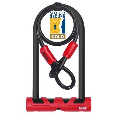 Abus 420 Ultimate D-Lock + Cable